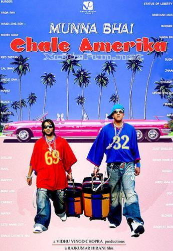 Munna Bhai Chale Amrika God Save America  Trailer