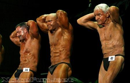 Ray Moon: Champion Bodybuilder - Oldest in Australia