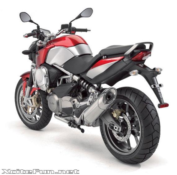 Aprilia 850 Mana Motorcycle The Rocket Rider  Cool Bike