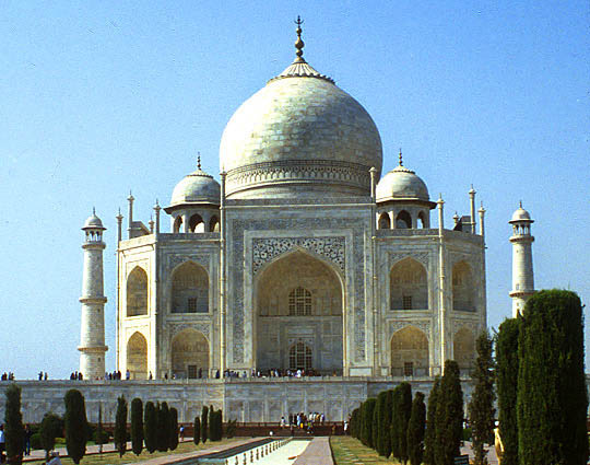 taj mahalthe taj mahal incorporates and