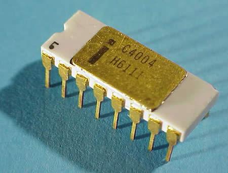 intel 4004 worlds first microprocessor 1971 xcitefunnet