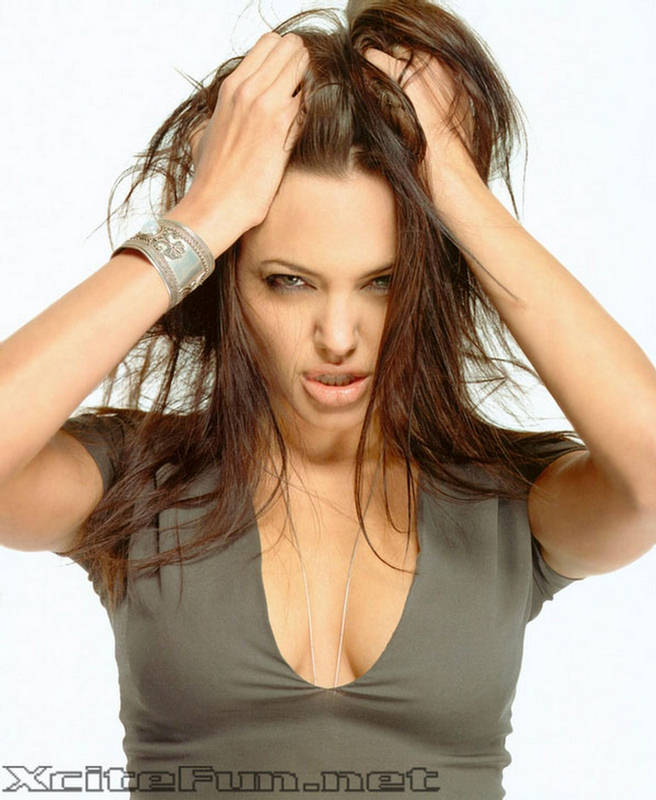 Angelina Wild Nude Photos 56