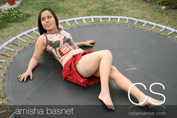 Amisha Basnet Stunner Model of Nepal  Photo Gallery