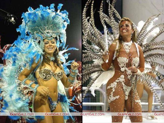 Brazil Carnival Jinga laa laa
