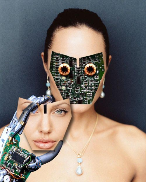 Celebrity Robots: Human Like Artificial Intelligence