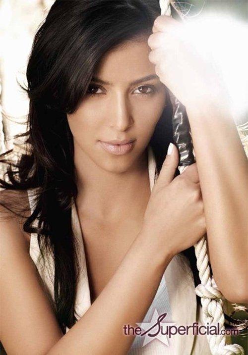 Kim Kardashian Calendar 2009 Xcitefun Net