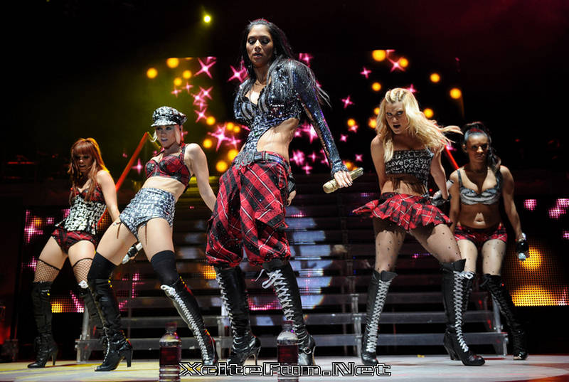 Pussycat Dolls Doll Domination Tour 111