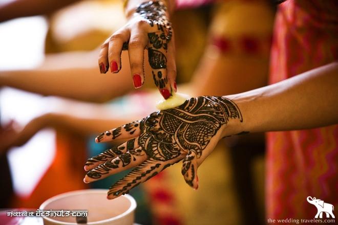 The Colors Of a Punjabi Wedding Fashion Beauty
