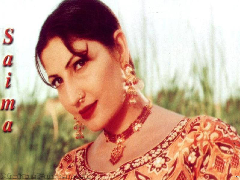 watch the punjabi movies saima rocked the movies back then