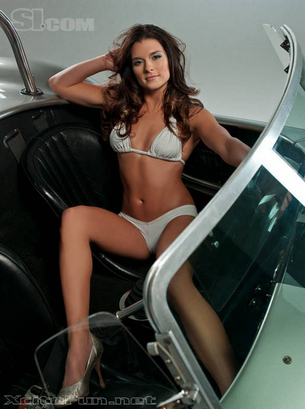 Danica Patrick: Speedy Sexpot - Sports Illustrated Shots - XciteFun.net