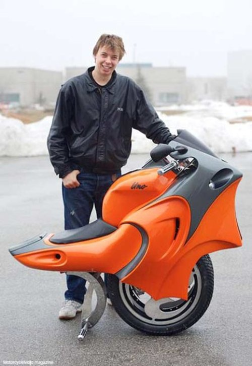 Uno -One Wheel Bike - XciteFun.net