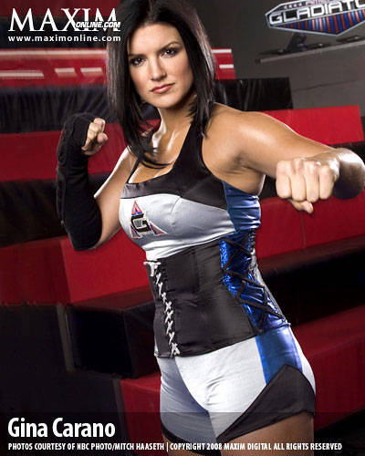 gina carano martial arts fighter maxim photo shoot xcitefunnet