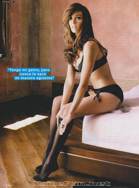 Paz Vega In Your Booth Fhm Spain Photo Shoot Xcitefun Net