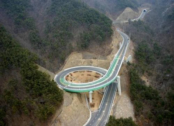 Complicated And Dangerous Road Architecture Xcitefun Net