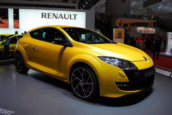 Renault Megane Rs. Renault Megane RS Hottest