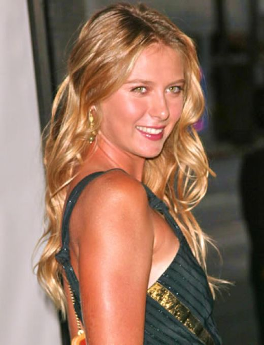 maria sharapova hot photo gallery. Maria Sharapova hot