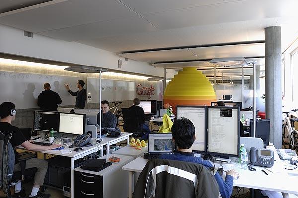 Google 39 S Work Environment