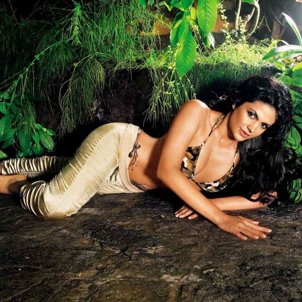 Mandira Bedi Maxim Photoshoot - XciteFun net