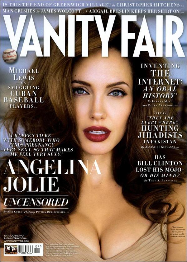 Angelina Jolie Ehepartner