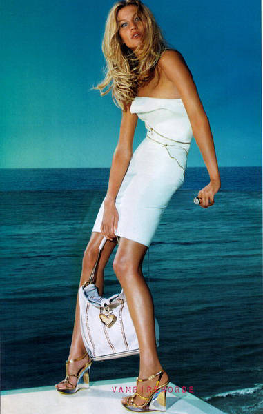 Extreme Auto Body >> Gisele Bundchen: Versace Fashion Shoot - Spring/Summer ...
