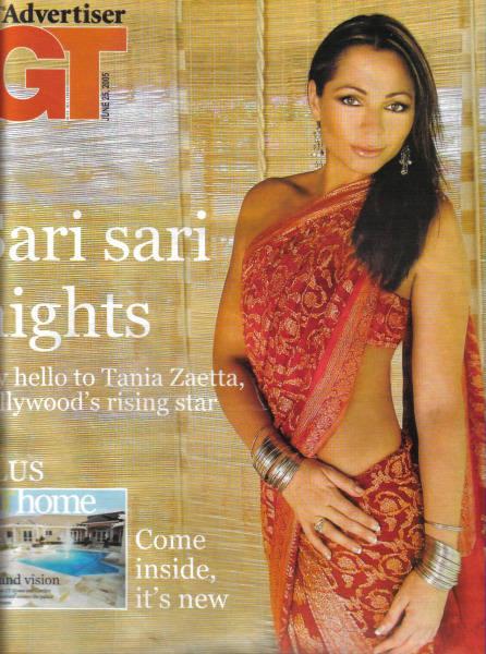 Tania Zaetta - Photo Set