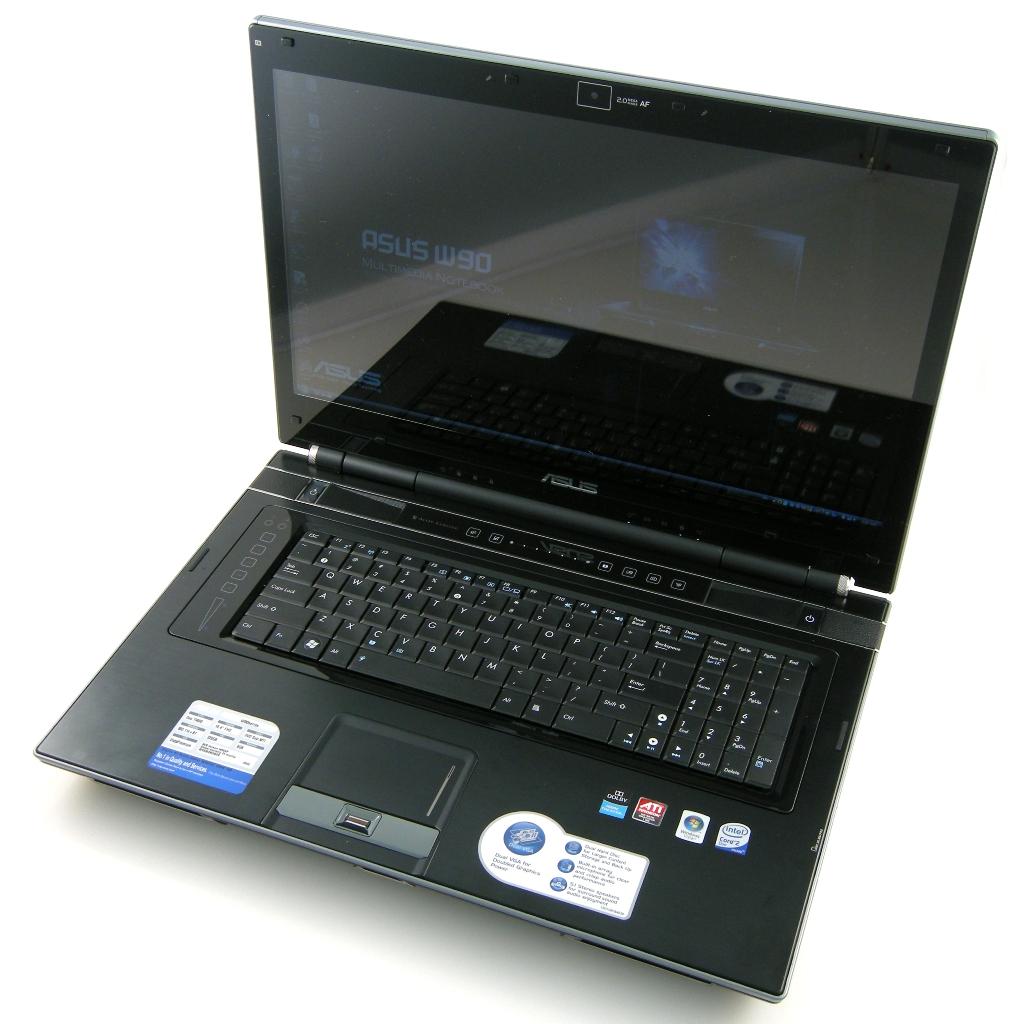 ASUS W90 Laptop  Review amp; Specifications : Laptops, Desktops