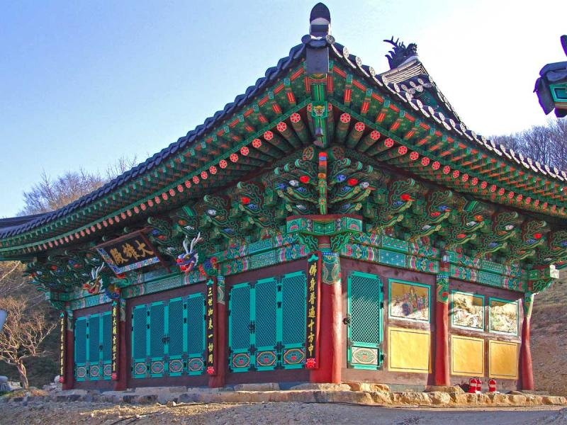 Korean Temples Xcitefun Net