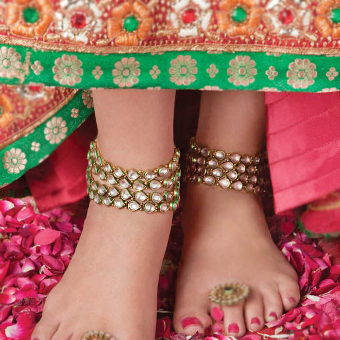 Indian Bridal Jewelry Beautify The Bride