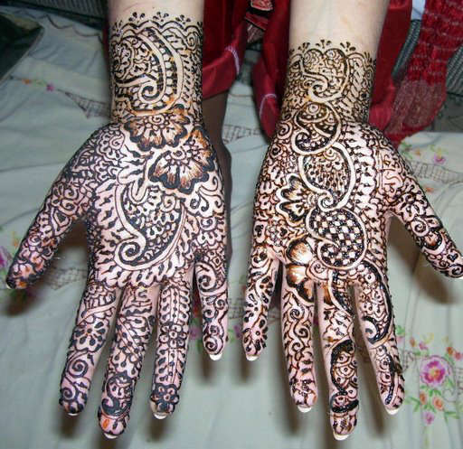 Simple Mehndi Patterns On Paper : Mehndi designs patterns images book for hand dresses