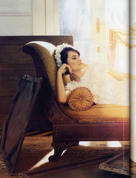 Penelope Cruz: Spanish Vanity Fair April 2009