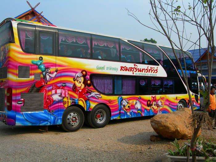 creative painted bus pictures part 4 xcitefunnet