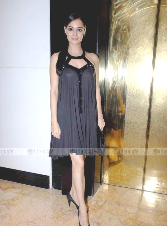 Diya mirza at Reeboks Shaimak collection