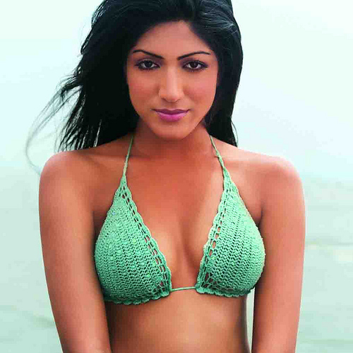 Sindhura Gadde Maxim India Bikini Photoshoot
