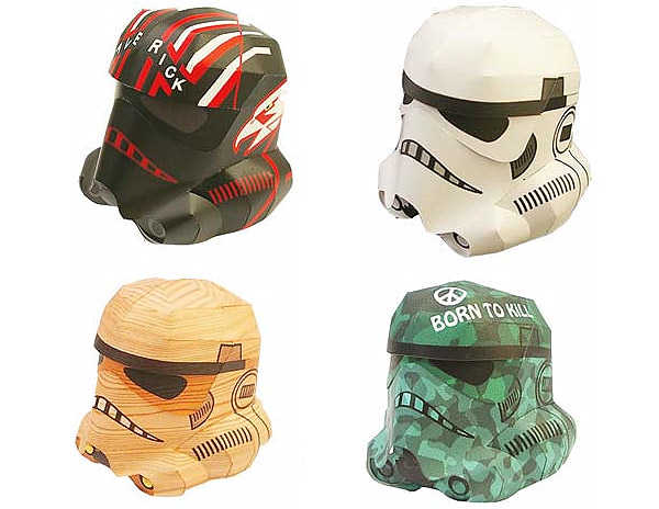 star wars paper craft models 16 awesome star wars paper craft models Paper Crafts Star Wars
