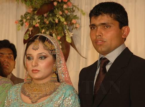 Pakistani celebrities wedding pics