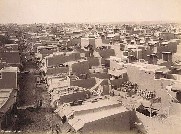 Historic City Hyderabad Sindh Pakistan  Imagery