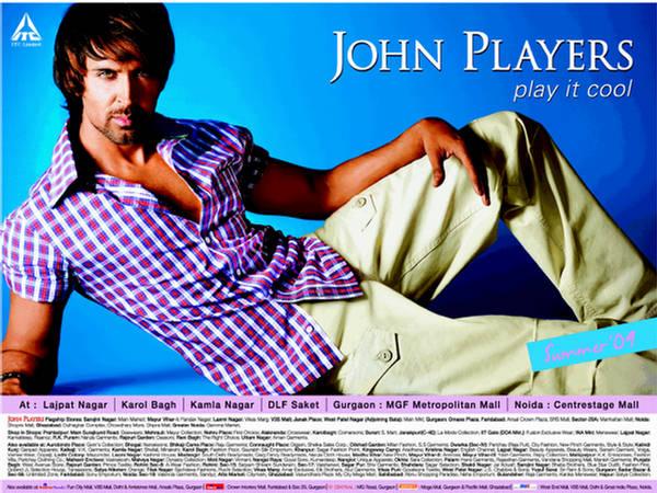 Hrithik Roshan In John Players