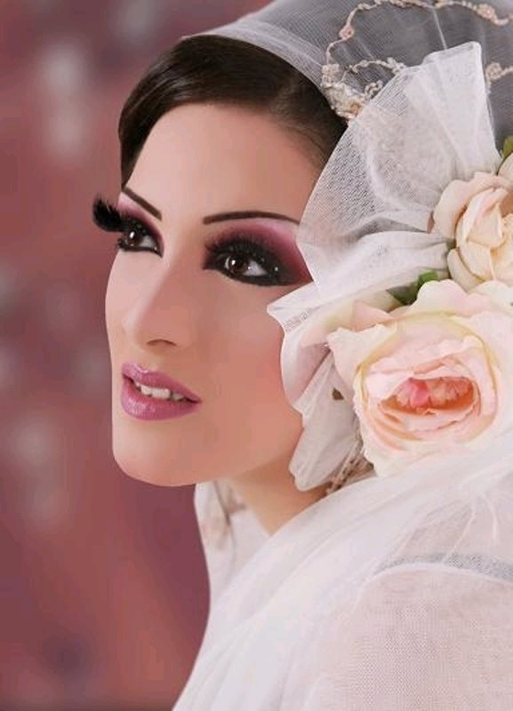 Arabian Makeup Design 02