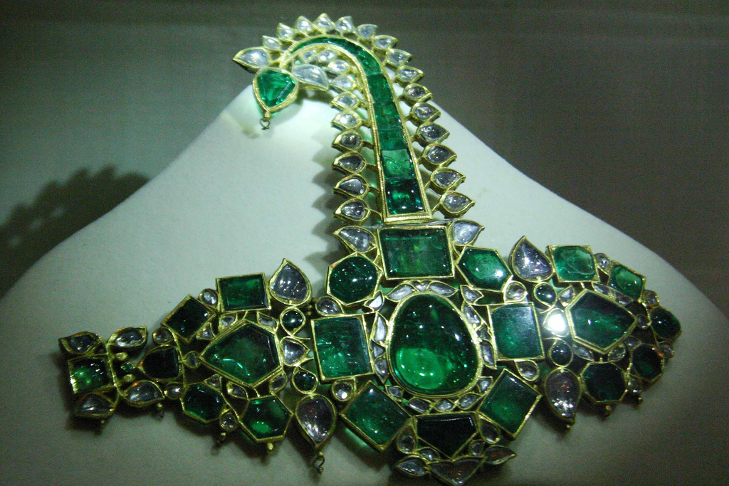 Jewelary Of Former Nizam Hyderabad Xcitefun Net