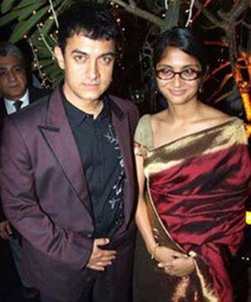 Aamir Khan married Kiran Rao in 2005 and the duo are still together