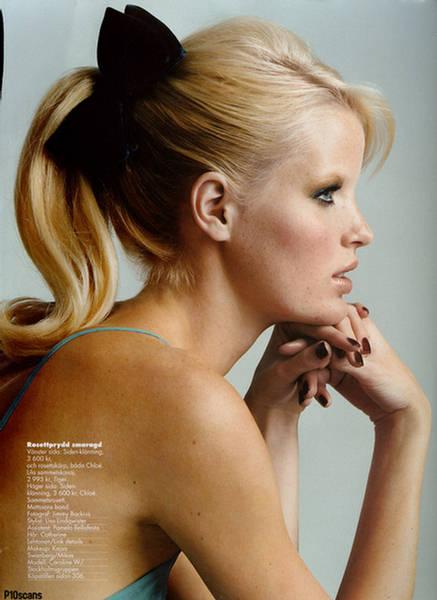 Caroline Winberg Thin Frame Swedish Model Xcitefun Net