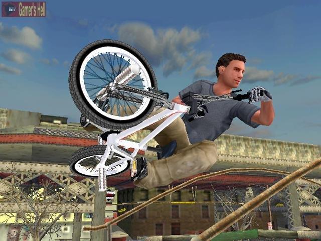 Dave Mirra Freestyle BMX demo (Download Game)