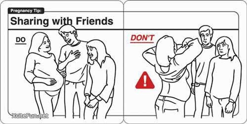 Funny Safe Baby Pregnancy Tips