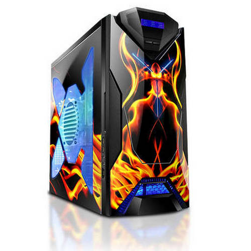 Chimera super gaming computer flashy cases