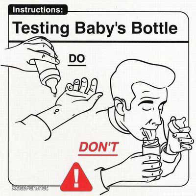 baby do's and don'ts part2  xcitefun
