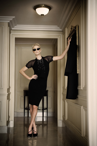 Charlize Theron Classy PhotoShoot for June Vogue ...