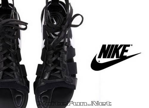 db66e7622b9b Nike Woman Gladiator Mid - Summer Sandals - XciteFun.net