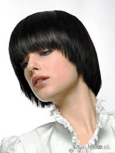 page boy hair style cutting edge trendy hairstyles 2009 xcitefun net 4124