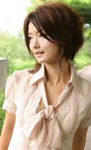hot new hairstyles for women. A plump, fresh look can be attained with razor