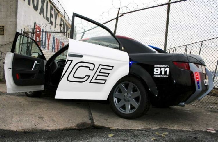 Future Police Cars Carbon Motors E7 Part 1 Xcitefun Net